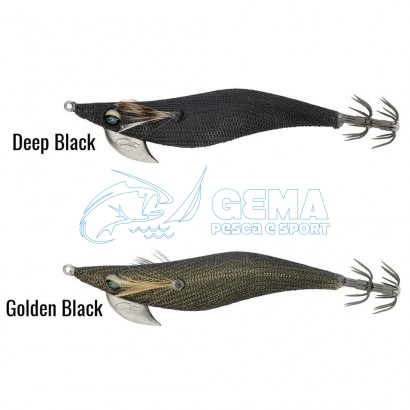 DAIWA EMERALDAS DARK 2 BLACK