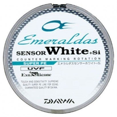 DAIWA EMERALDAS SENSOR WHITE+SI