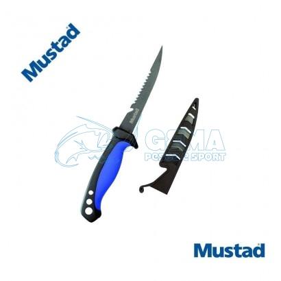 COLTELLO DA PESCA SFILETTATORE MUSTAD MT020