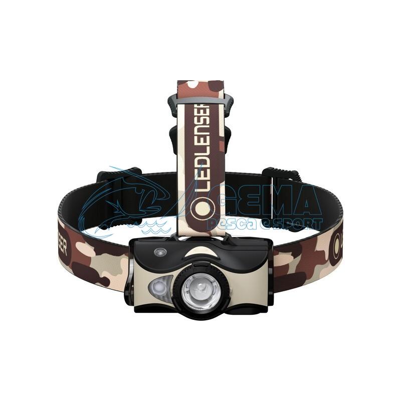 Lampada frontale Led Lenser Mh8
