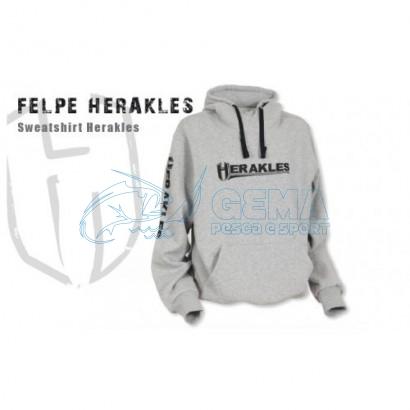 Herakles Felpa Cappuccio