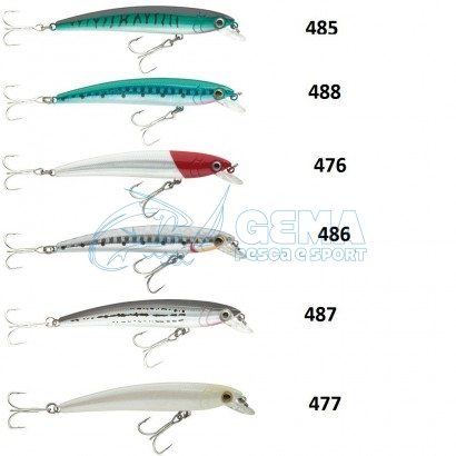 Artificiale Pesca Super Minnow