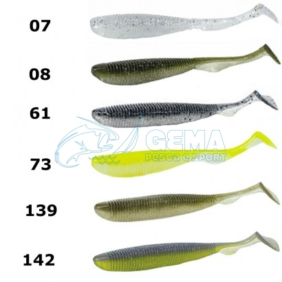 Artificiale Molix RA Shad 3.5