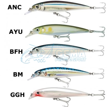 Artificiale Spinning Traina Rapala X-Rap Saltwater