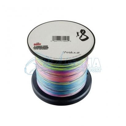 Sufix Trecciato X8 Multicolor