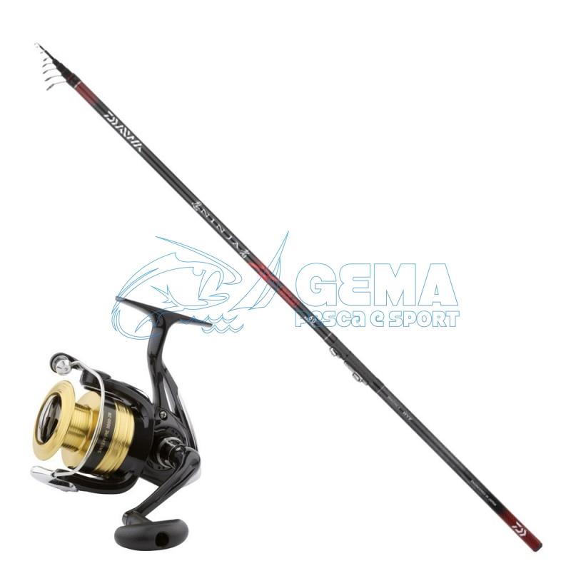 Kit Pesca Daiwa