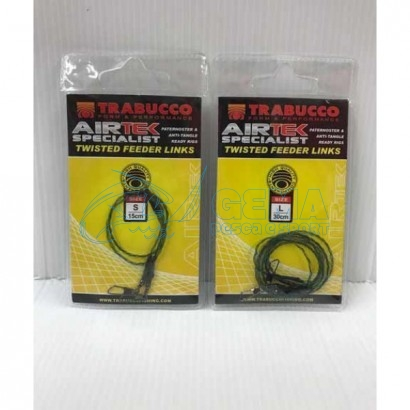 TRABUCCO AIRTEK TWISTED FEEDER LINK
