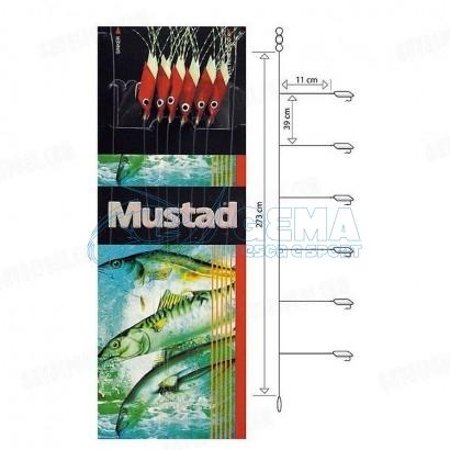 SAIKI-MUSTAD-T93